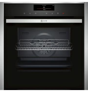 NEFF B48FT68H0 multifunctionele oven met stoom - 60cm