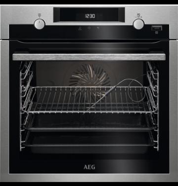AEG BCE556320M multifunctionele oven met stoomtoevoeging - 60cm
