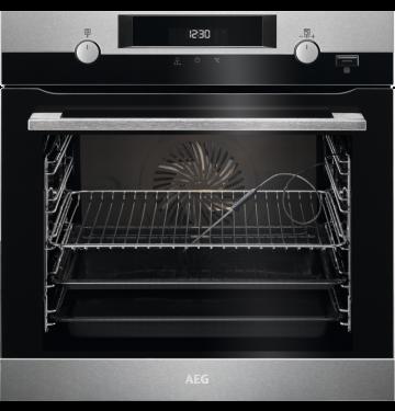 AEG BCK556220M multifunctionele oven met stoomtoevoeging - 60cm