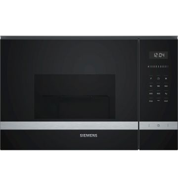 SIEMENS BE555LMS0 microgolfoven met grill - 38cm
