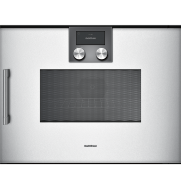 GAGGENAU BMP250130 multifunctionele oven met microgolfoven - 45cm