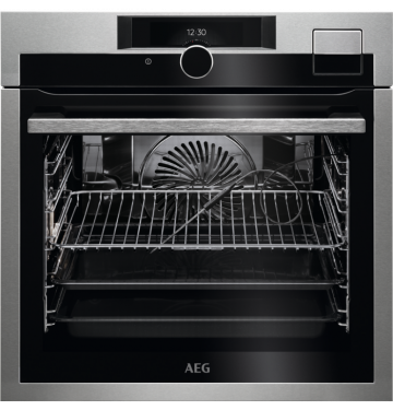 AEG BSE892330M multifunctionele oven met stoom - 60cm