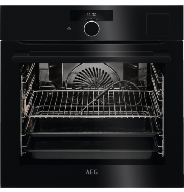 AEG BSK892230B multifunctionele oven met stoom - 60cm