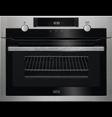 AEG CME565000M multifunctionele oven met microgolfoven - 45cm