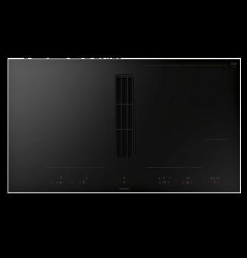 GAGGENAU CV492100 table de cuisson avec hotte integrée - 80cm