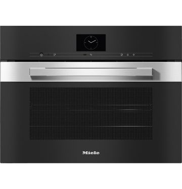 MIELE DGC7640CS multifunctionele oven met stoom - 45cm