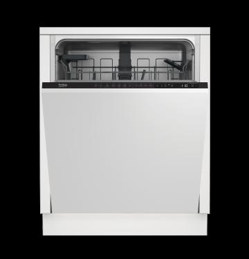 BEKO DIN26410 lave-vaisselle entièrement intégrable