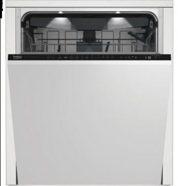 BEKO DIN28420 lave-vaisselle entièrement intégrable