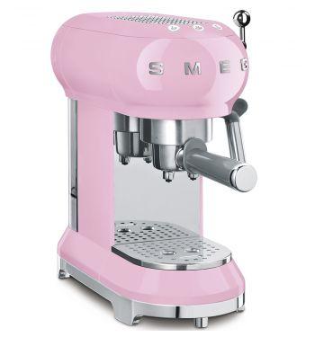 SMEG ECF01PKEU espresso machine