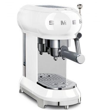 SMEG ECF01WHEU espresso machine