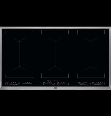 AEG IKE96654XB inductiekookplaat - 90cm