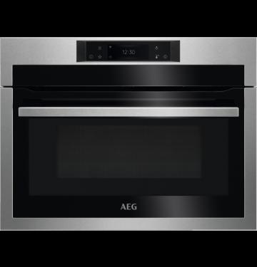 AEG KMF768080M multifunctionele oven met microgolfoven - 45cm