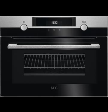 AEG KMK565000M multifunctionele oven met microgolfoven - 45cm