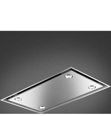 SMEG KSCB90XE plafonddampkap - 90cm