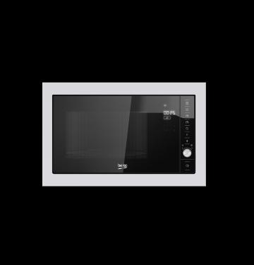 BEKO MGB25332BG four à micro-ondes avec grill - 38cm