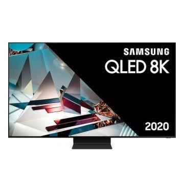 "SAMSUNG CE QE75Q800TAL televisie 8k uhd - 75"""