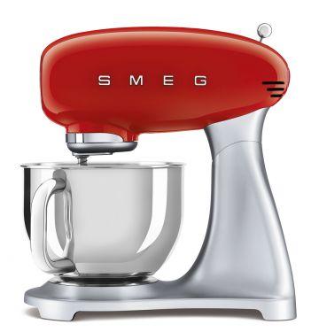 SMEG SMF02RDEU keukenrobot