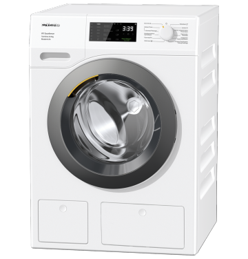 MIELE WED675WPS wasmachine