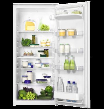 ZANUSSI ZBA22021SV koelkast zonder vriesvak - 122cm