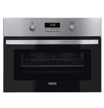 ZANUSSI ZNF51X multifunctionele oven met microgolfoven - 45cm