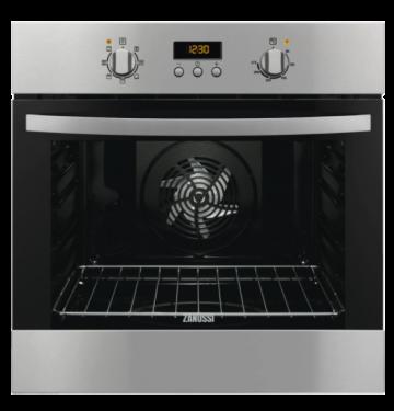 ZANUSSI ZOB25601XK multifunctionele oven - 60cm